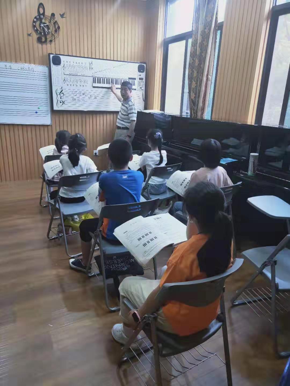 吉安钢琴教育培训班