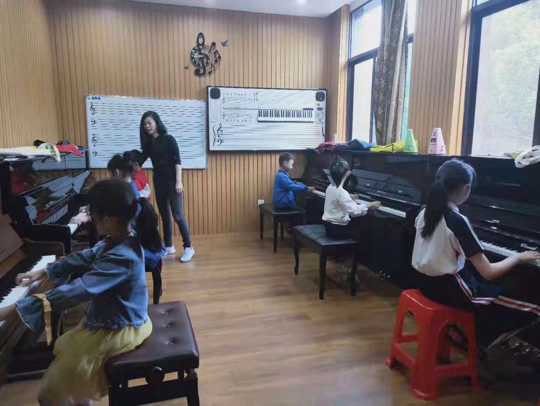 钢琴教育培训中