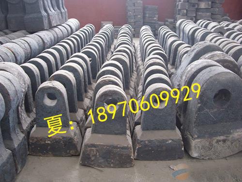 挤压铸造对高锰钢锤头的性能有什么影响?