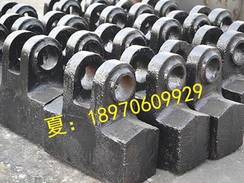 江西高锰钢耐磨锤头