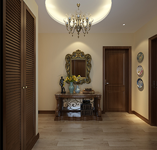 精装修的房子软装设计