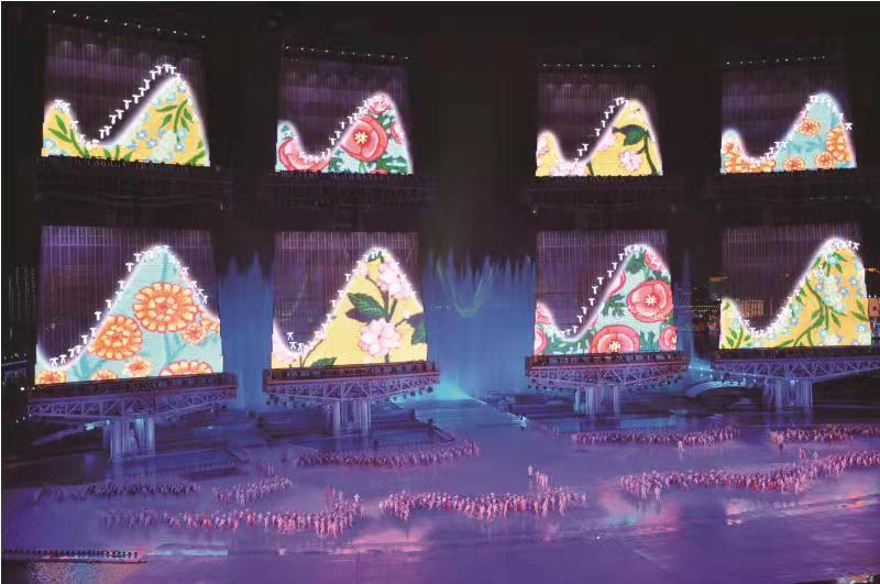 LED显示屏、DLP显示屏及液晶拼接屏三大电子显示屏对比及区别