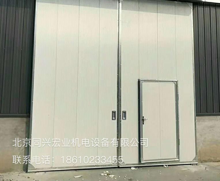 电动门伸缩门电动伸缩门怎么安装?