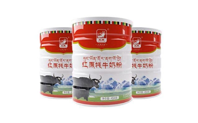 红原牦牛奶粉 TVC广告