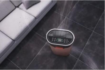 广州净享优环保科技动画广告片