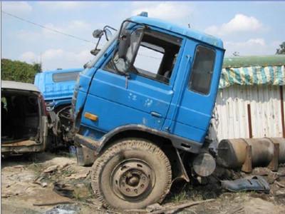 细谈报废车的报废特点和处理办法