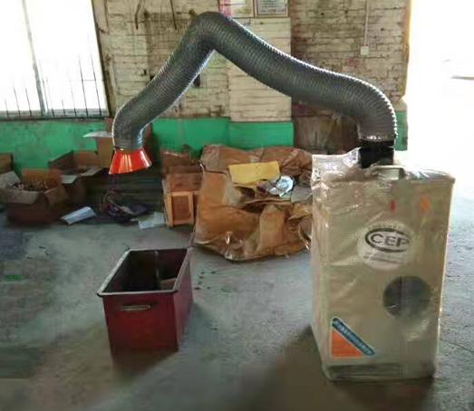 焊机烟 除尘器