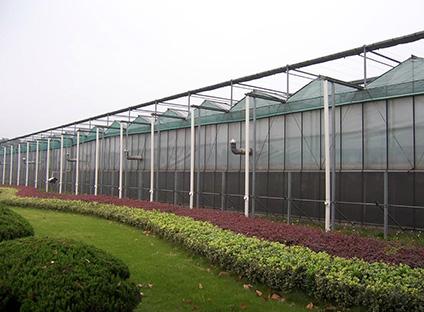 桐乡玻璃温室