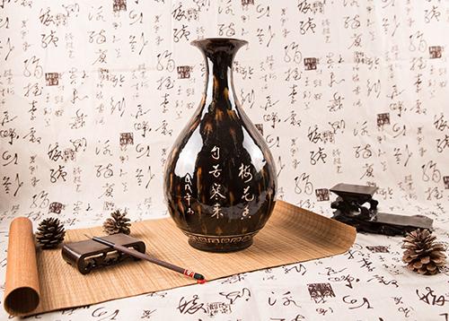 吉州窑陶瓷特点