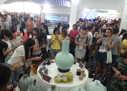 南昌旅游商品展