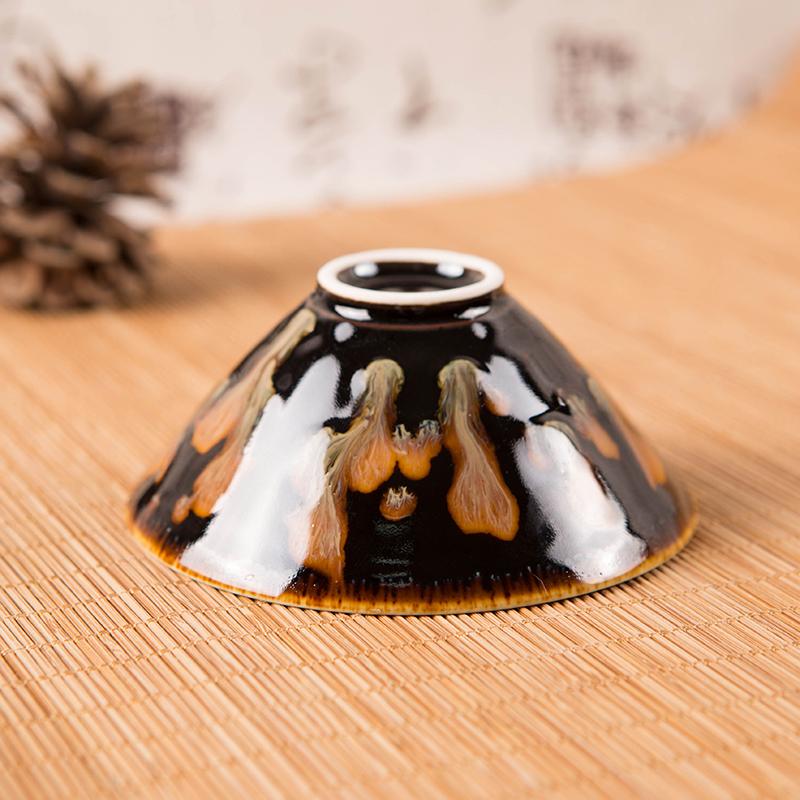 关于吉州窑瓷器的六个特点你了解几个