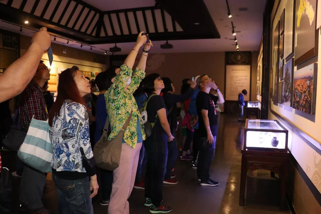 吉州窑首次迎来香港游客