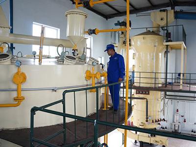 公司展示-提炼精油