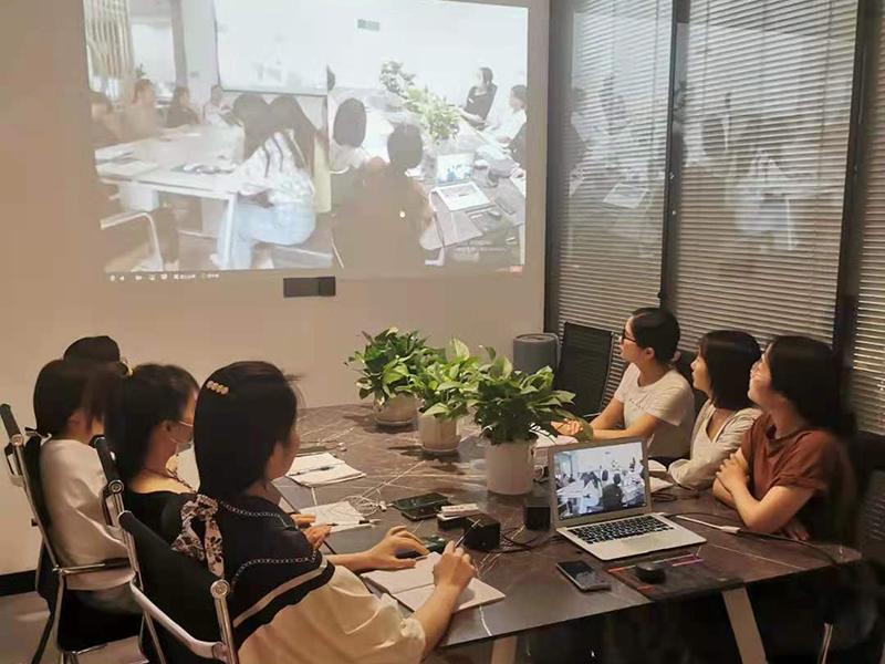 视频会议--安徽