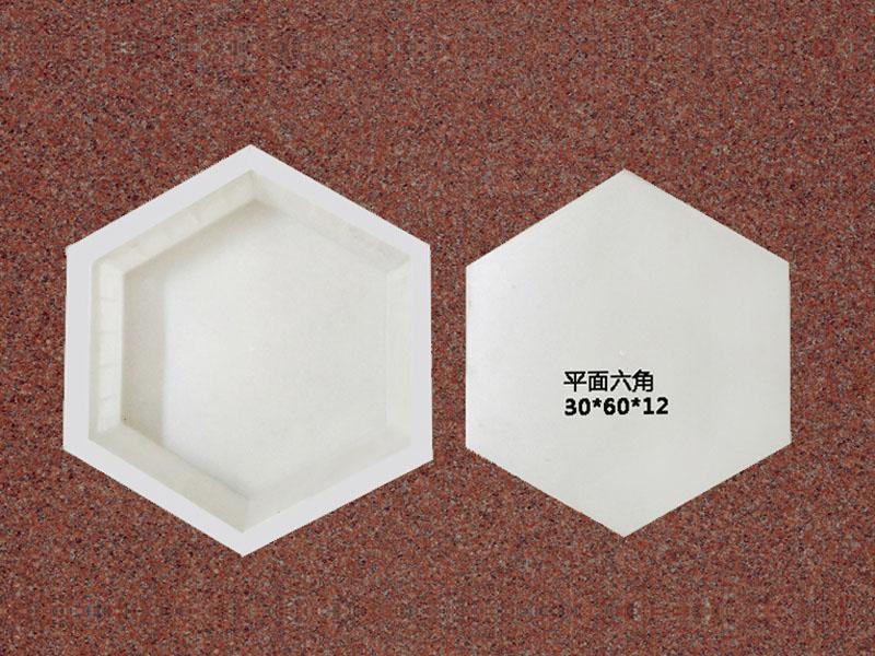 六角護坡模具在加工中會用到什么材料