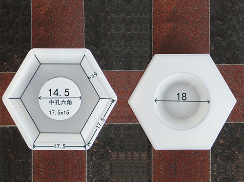 中孔6角:17.5x15(730g)