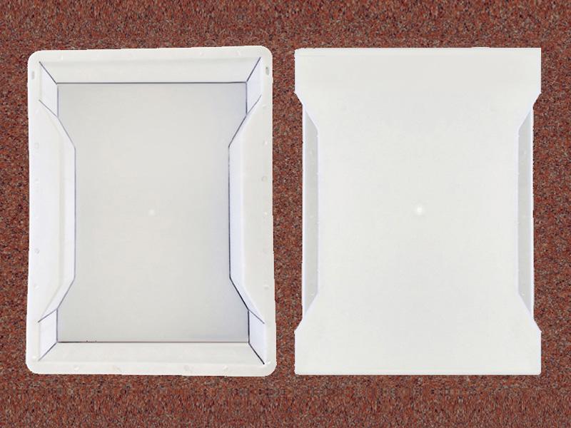 下水蓋板平:68x50x12