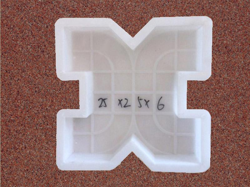 x型植草砖:25x25x6 (2)