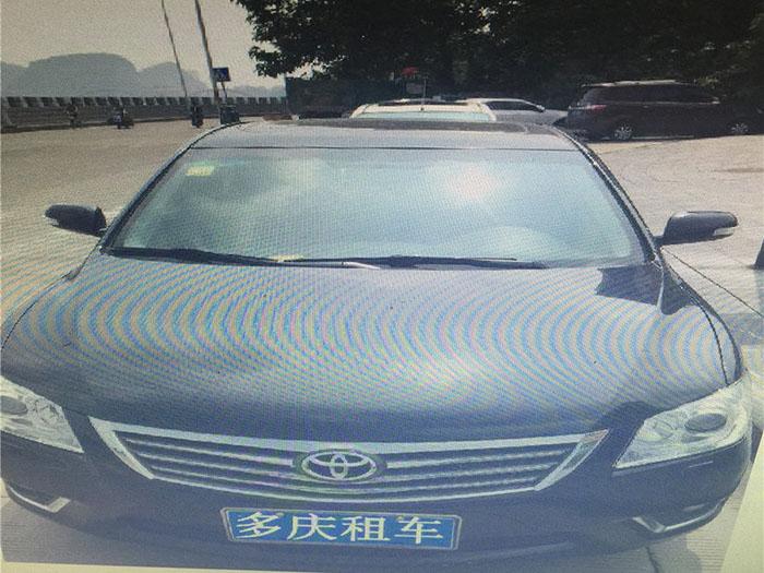 柳城柳州丰田凯美瑞租车价格