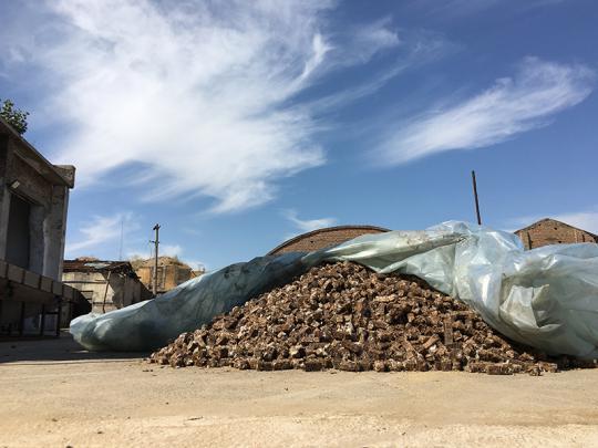 新疆玉米芯粉生产厂家