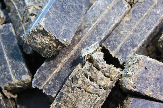 新疆生物质压块燃料