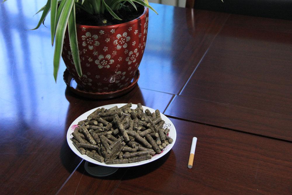 新疆生物质颗粒