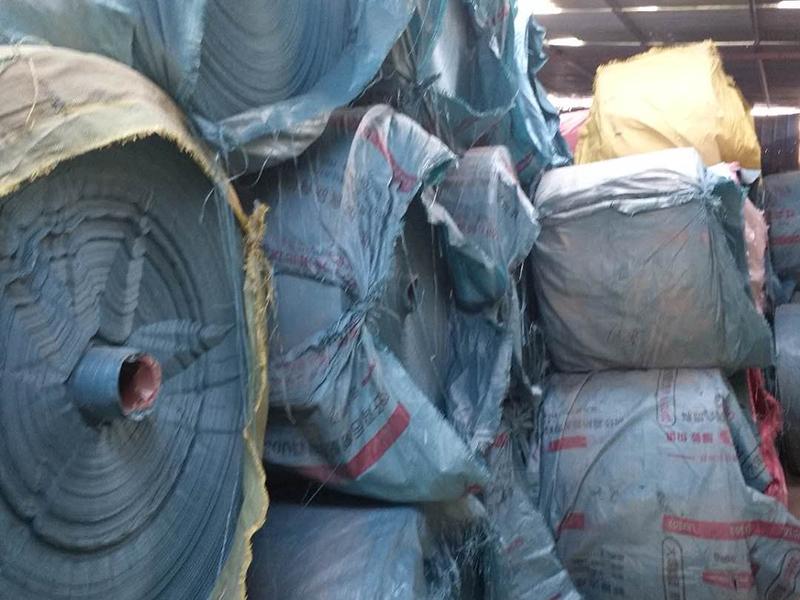 塑料编织袋长时间使用会出现表面凸凹不平的现象