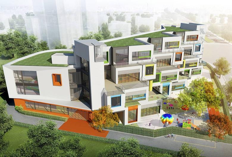 上海大悅城幼兒園