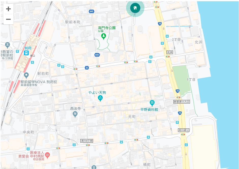 别府温泉民宿(待售)