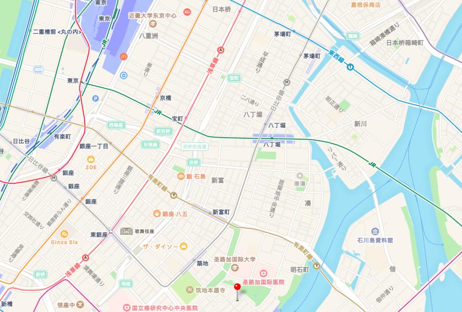 东京筑地酒店(待售)