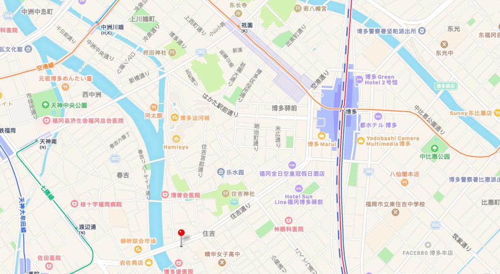 福冈住吉酒店(已售)