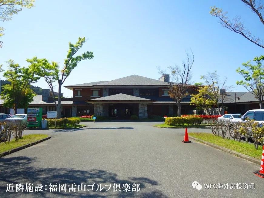 日本福冈房产