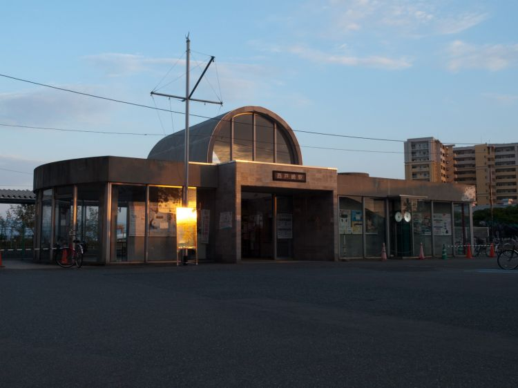 西户崎车站