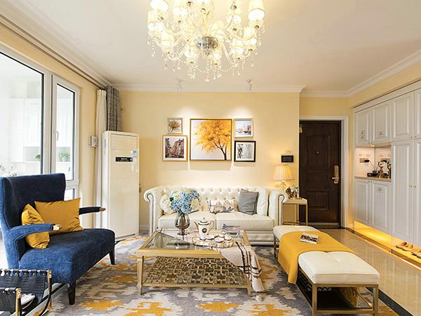 室内装饰简欧风格地面装修要求