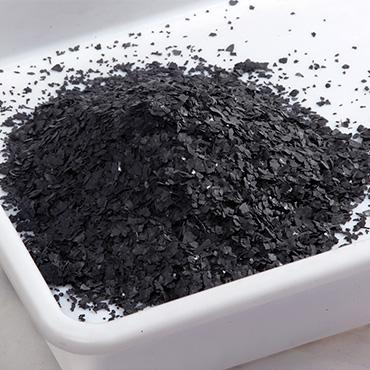 复合岩片-黑