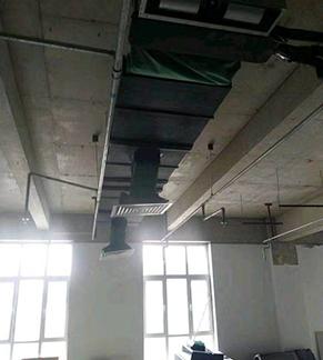 办公室中央空调安装设计施工