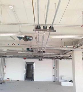 办公楼中央空调设计施工