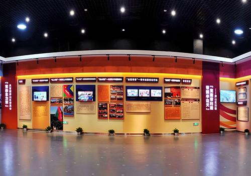 北京展台搭建适当减法显高端
