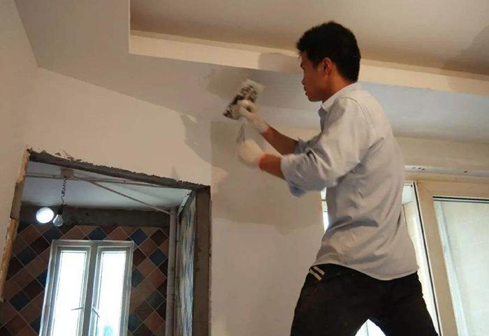 室内墙面清洗
