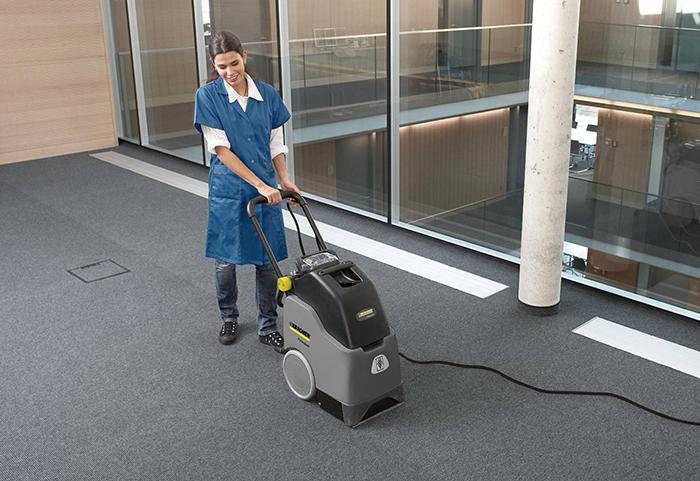 清洗地毯保洁