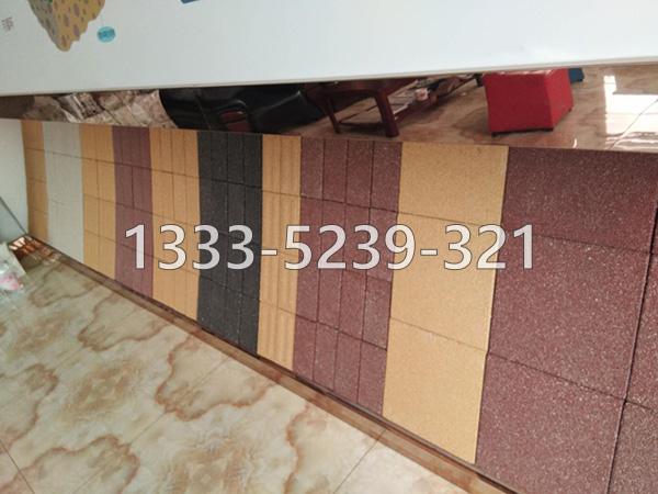 环保型陶瓷透水砖