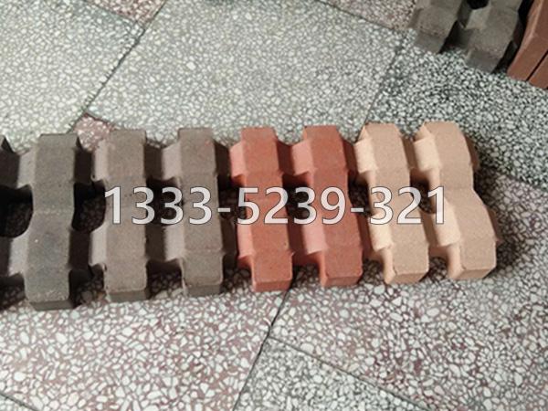 青岛植草砖