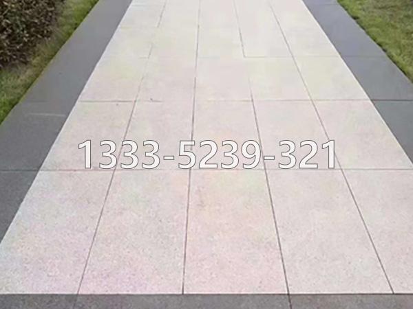 仿石材路面砖