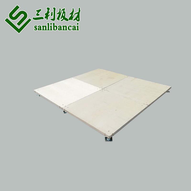 如何保证桃花芯包装板的生产过程?
