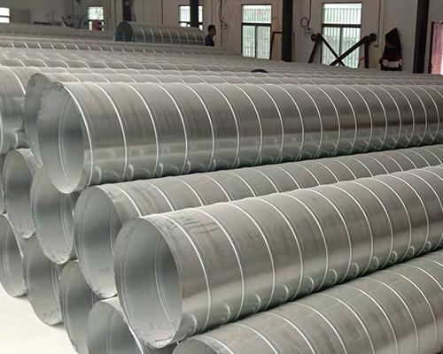 不锈钢通风管