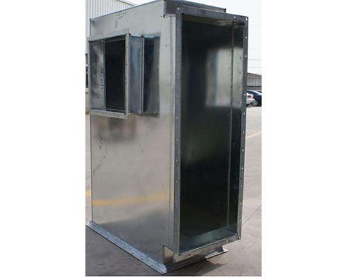 不锈钢静压箱