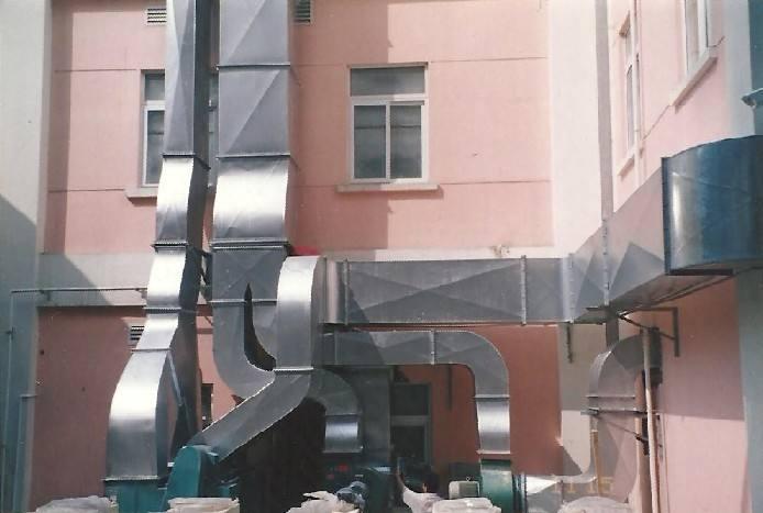 三明风管与附件的制作及安装