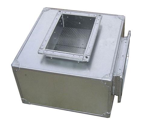 解析福建空调消声器的原理和种类!