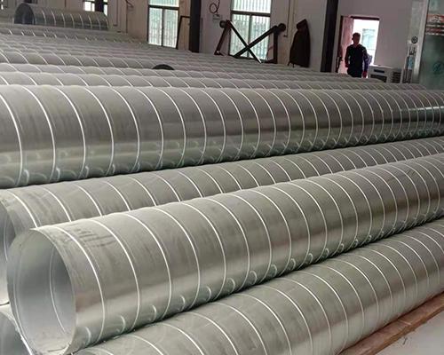 福建风管安装为什么要采用预制加工技术?