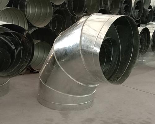 螺旋风管为什么叫螺旋?